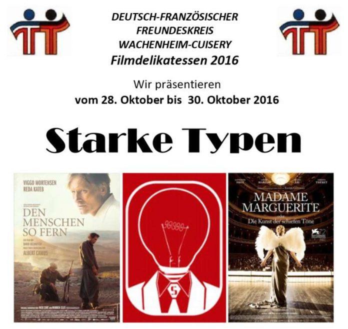 Filmdelikatessen 2016