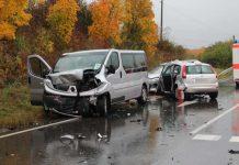 Foto des schweren Verkehrsunfalls (Foto: Polizei)