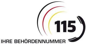 Logo Behördennummer 115 (Foto: BMI)