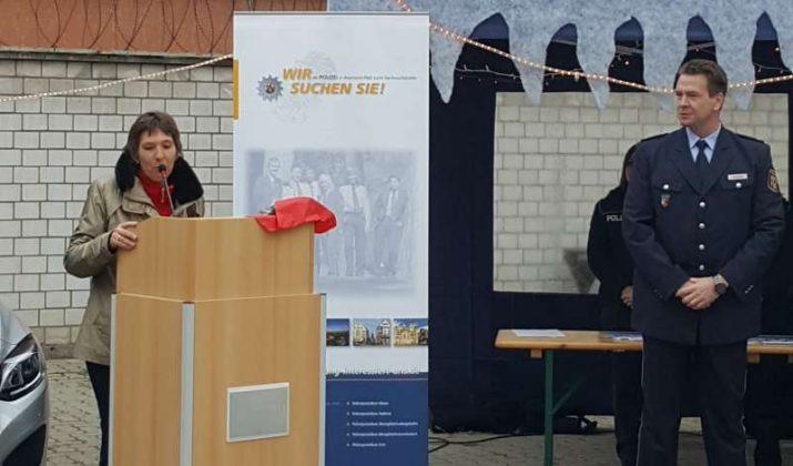 "Monika Koslow, Gründerin der Kinderkrebshilfe ""Sonnen-Stunden"" (Foto: www.kggp.de)"