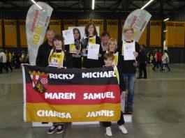 Das Team Pfalz mit Betreuern (Foto: Markus Bröhl)