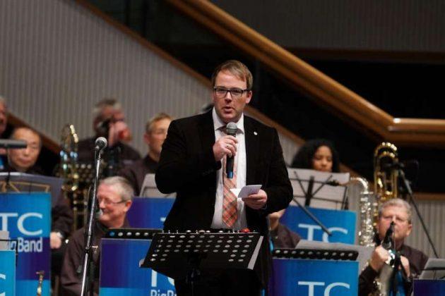Tobias Meyer, Erster Beigeordneter der Gemeinde Haßloch (Foto: Holger Knecht)