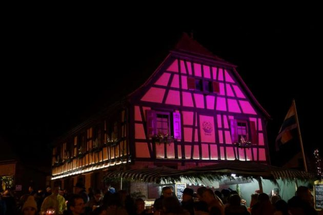 Stimmungsvolle Beleuchtung (Foto: Holger Knecht)