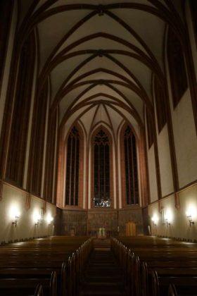 Die protestantische Kirche (Foto: Holger Knecht)