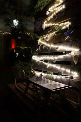 Weihnachtsbeleuchtung (Foto: Holger Knecht)