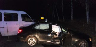Zwei Fahrzeuge waren beteiligt (Foto: Bad Kreuznach)