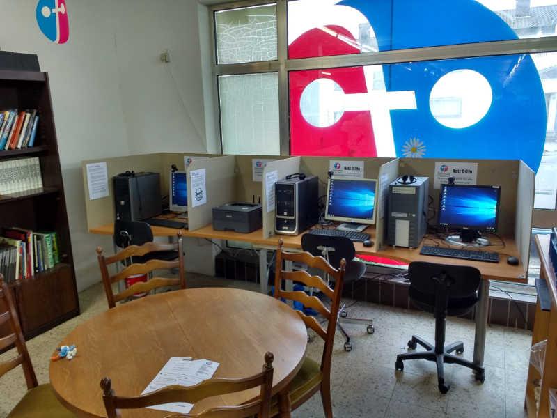 Internet Cafe Bingen