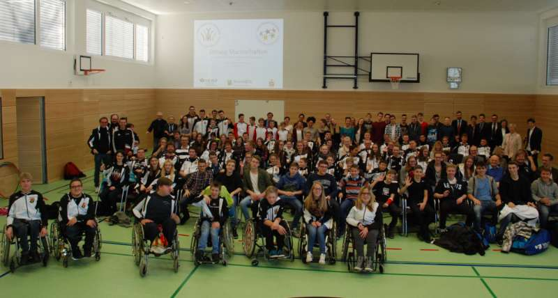 Erfolge bei den Bundesfinalveranstaltungen (Foto: Unfallkasse Rheinland-Pfalz)