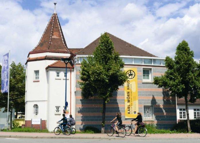 Das Karl-Wörn-Haus, Museum der Stadt Schwetzingen (Foto: Schwerdt)