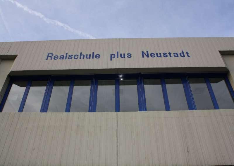 Neubau oder Sanierung – diese Frage stellt sich bei der Realschule plus Neustadt. (Foto: Stadtverwaltung Neustadt)
