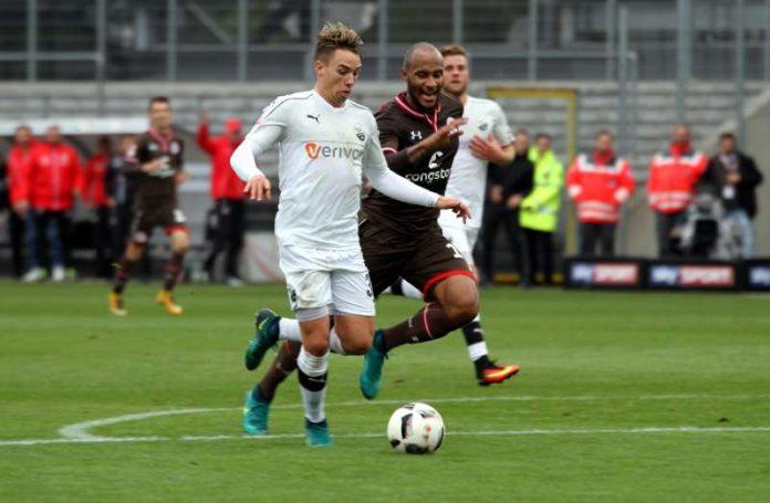 Thomas Pledl, der in dieser Saison bis dato alle Liga-Spiele für den SV Sandhausen absolviert hat, muss aufgrund der fünften Gelben Karte im Spiel beim 1. FC Nürnberg zuschauen. (Foto: SV Sandhausen)