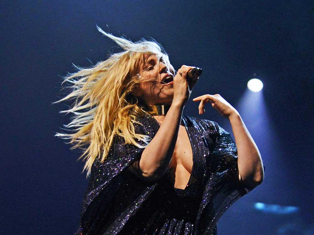 Die britische Sängerin Natascha Bedingfield (Foto: Helmut Dell)