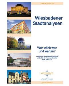 Wahlanalyse (Foto: Landeshauptstadt Wiesbaden)