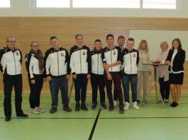 Das Wormser Team (Foto: Unfallkasse Rheinland-Pfalz)