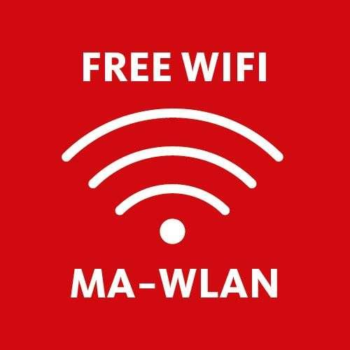 Logo des freien WLANS (Quelle: Stadt Mannheim)