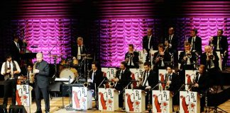 Pepe Lienhard Big Band (Foto: Bruno Torricelli)