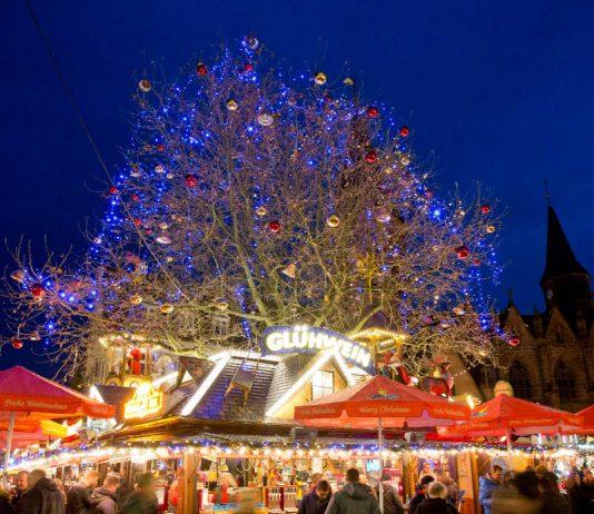 weihnachtsmarkt KL 2016