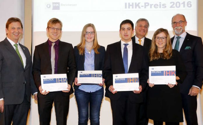IHK Preis Foto: ©Stefan F. Sämmer, www.saemmer.