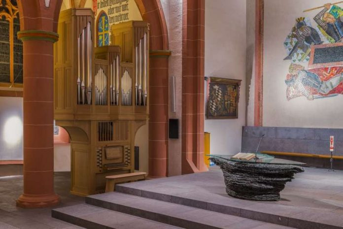 Die Edskes-Orgel (Foto: Armin Huck)