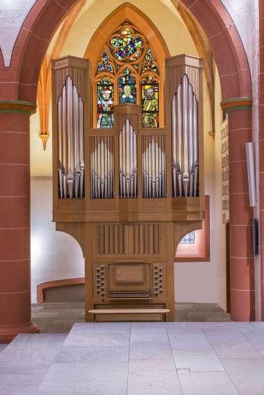 Es werden Orgelpfeifenstifter gesucht (Foto: Armin Huck)