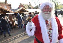 Der Weihnachtsmarkt der englischen Partnerstadt hat einiges zu bieten. (Foto: Steve Smailes)