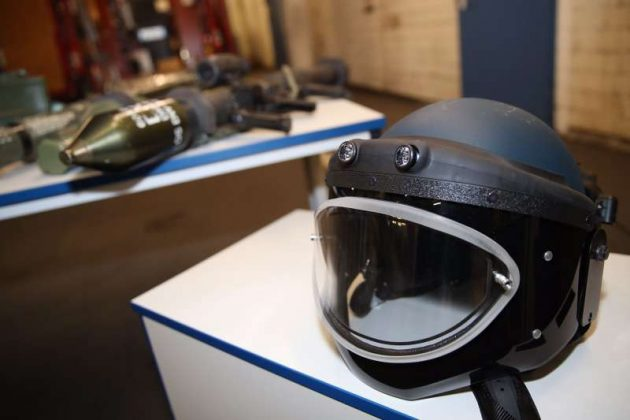 Ausrüstung (Foto: Stephan Dinges)