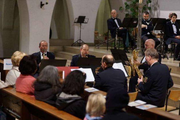 Saxophonensemble des LPO RLP (Foto: Holger Knecht)