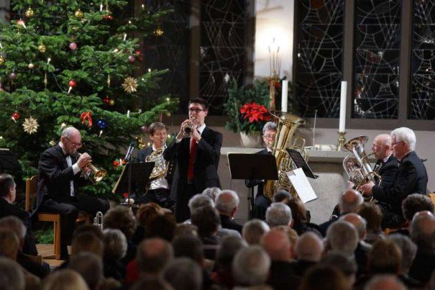 Trompeter Sandro Hirsch (Foto: Holger Knecht)