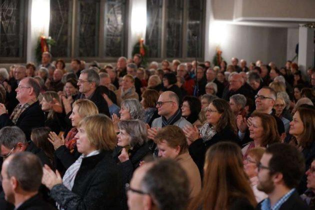 Zuschauer (Foto: Holger Knecht)