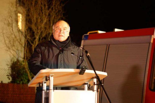 Oberbürgermeister Hans Georg Löffler (Foto: Holger Knecht)
