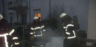 Ein Trockner war für die Rauchentwicklung verantwortlich (Foto: Feuerwehr)
