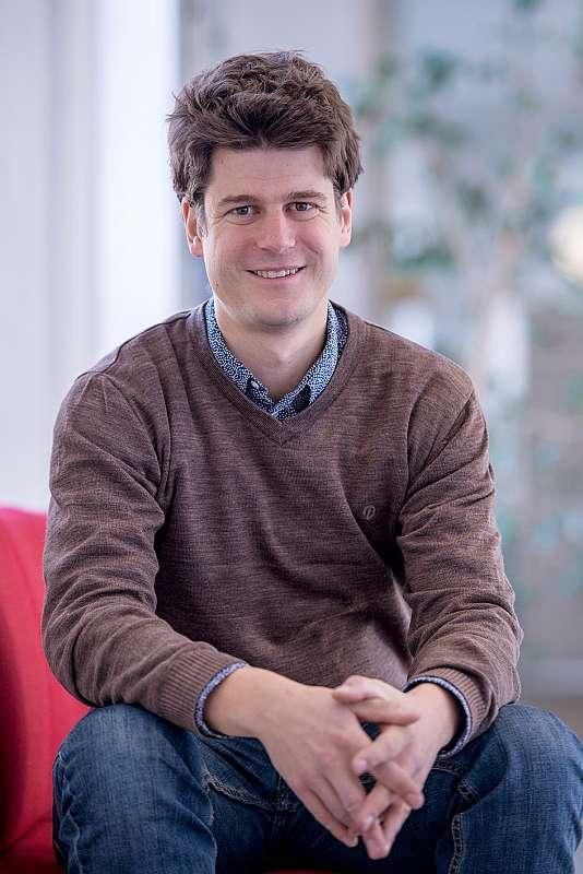 Prof. Dr. Florian Diekert (Universität Heidelberg – Kommunikation und Marketing)