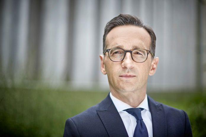 Heiko Maas Bundesminister der Justiz und für Verbraucherschutz (Foto: Werner Schuering)