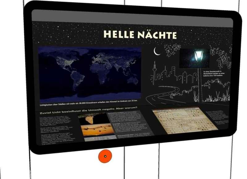 Das neue Informationssystem (Illustration: Exposition)