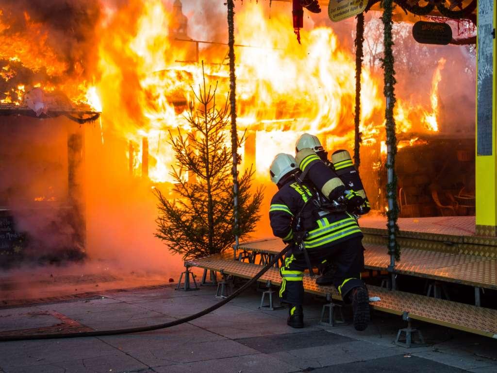 Feuer Darmstadt