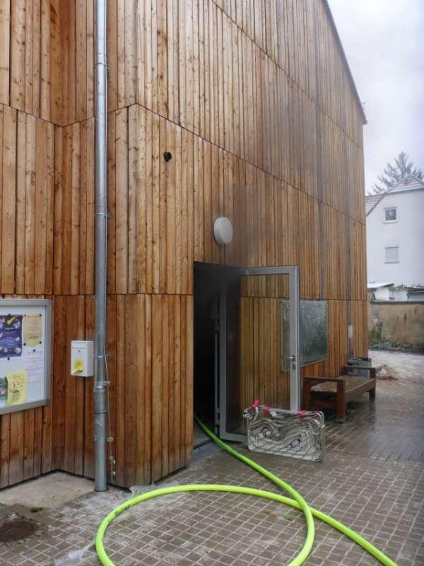 Morgen am Donnerstag und Übermorgen am Freitag fällt der Unterricht aus (Foto: Feuerwehr Mainz)