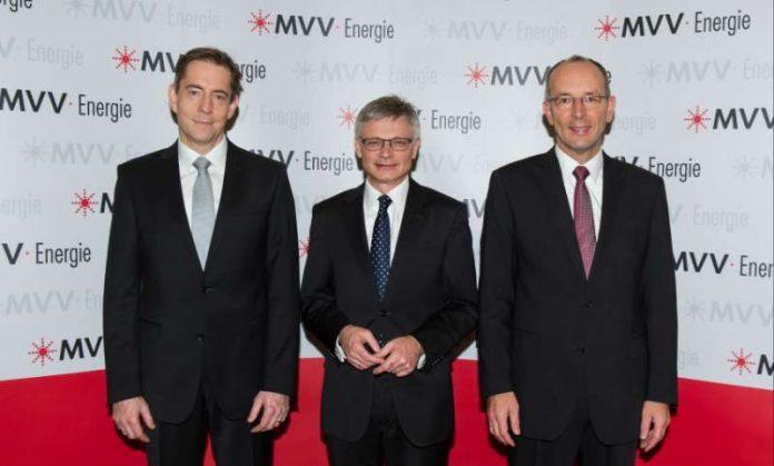 Der Vorstand von MVV Energie: (v.l.n.r.) Dr. Hansjörg Roll, Dr. Georg Müller, Ralf Klöpfer (Foto: MVV Energie)