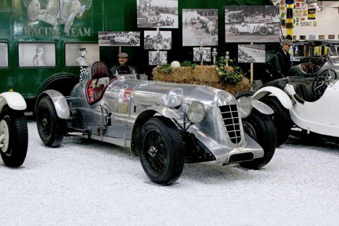 """Der Bentley """"Old Mother Gun"""" ist zurück Sinsheim (Foto: Auto & Technik Museum Sinsheim e.V.)"""