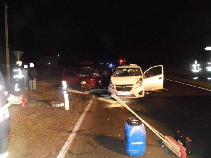 Schwerer Verkehrsunfall bei Rodalben (Foto: Polizei)