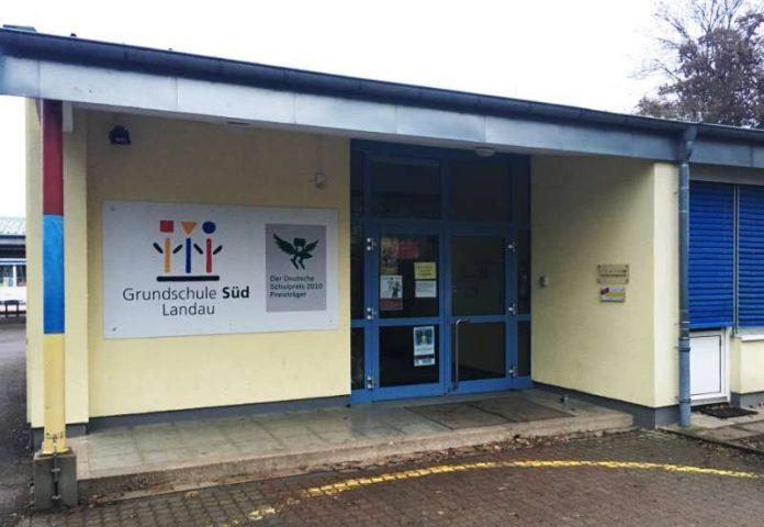 Die Grundschule Süd ist eine von zwei Landauer Grundschulen, die zeitnah mit zwei neuen Klassenräumen versorgt werden müssen. (Foto: Stadt Landau in der Pfalz)