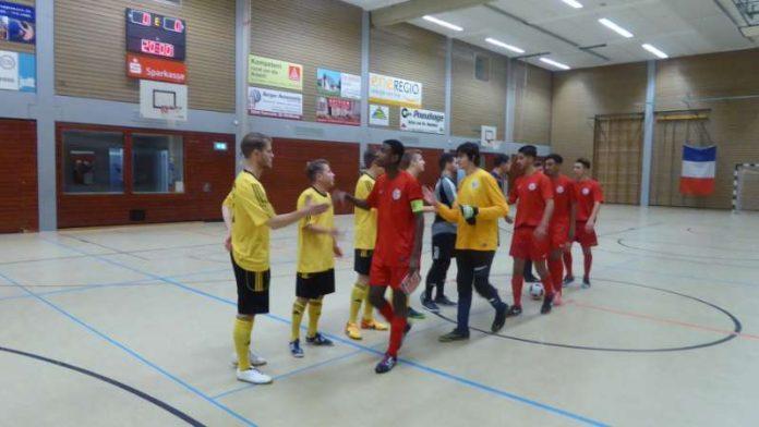 Beim C-Junioren-Futsal-Turnier siegte Gastgeber SV Kuppenheim (Foto: bfv)