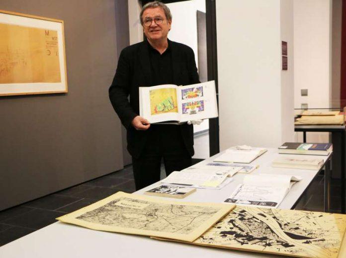 Werner Durth (Foto: GDKE Landesmuseum)