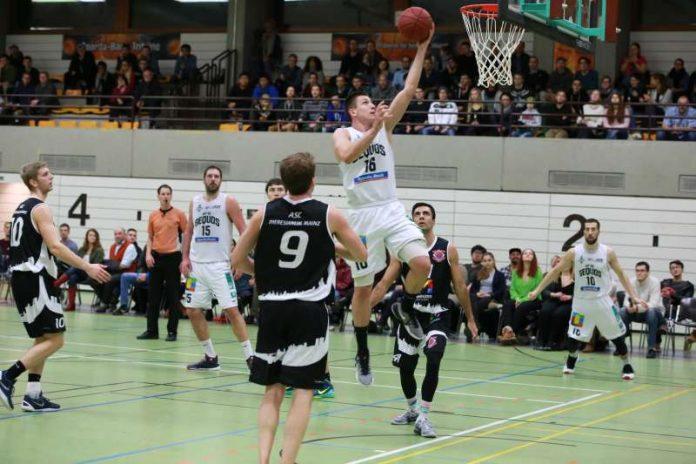 Nicht zu stoppen: Luka Drezga (Foto: KIT SC GEQUOS/Denny Möller)