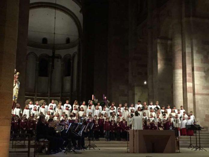 Musik zum Zuhören und Mitsingen im Dom zu Speyer (Foto: Bistum Speyer)
