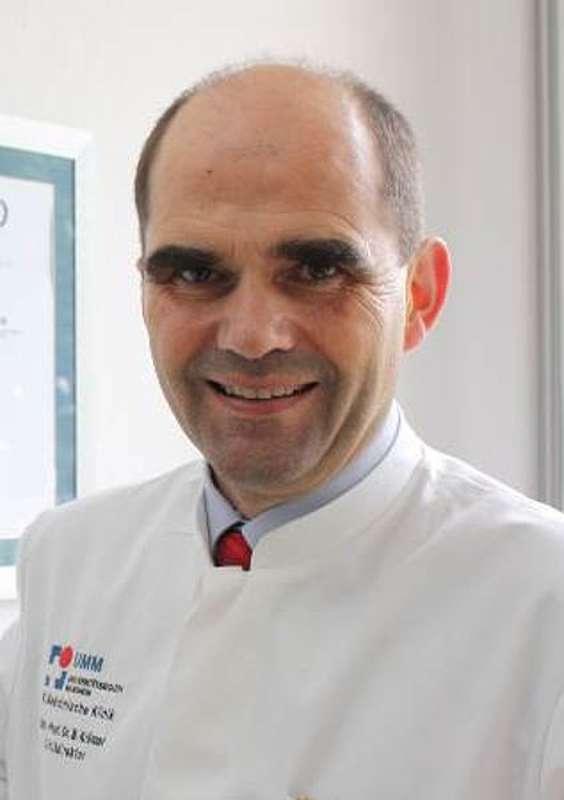 Professor Dr. med. Bernhard Krämer (Foto: UMM)