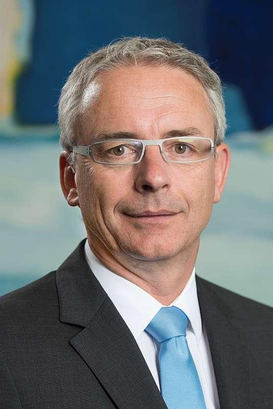 Landrat Dr. Christoph Schaudigel, Kreis Karlsruhe (Foto: Gustavo Alabiso)