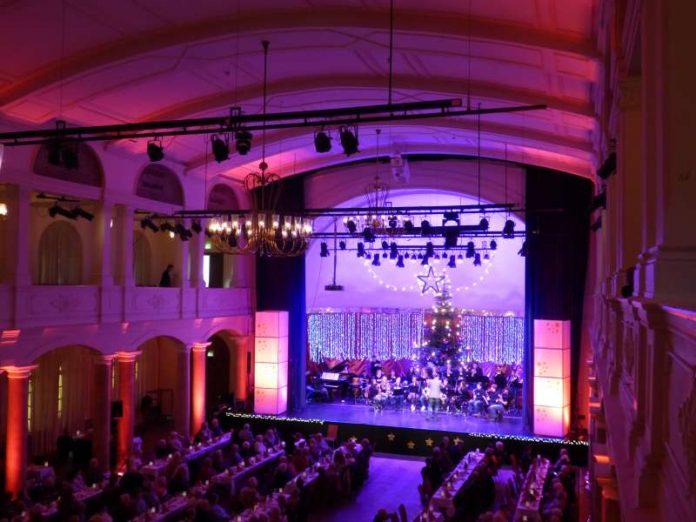 Auf dem Bild zu sehen ist die Big Band des ASG. (Foto: Stadt Kaiserslautern)