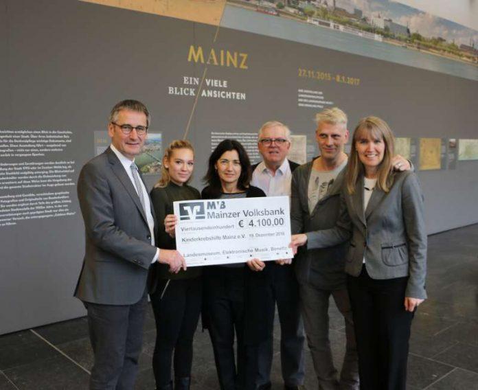 v.l.: Hendrik Hering, Annika Pietrus, Marina Mülhöfer, Horst Schneider, René Romahn und Dr. Birgit Heide. (Foto: GDKE/Bonewitz)