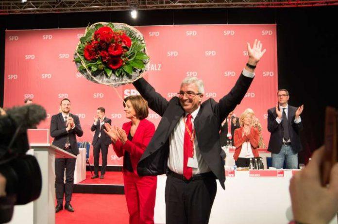 Roger Lewentz (Foto: Oskar Grimm/SPD Landesverband Rheinland-Pfalz)