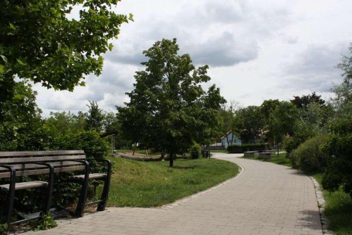 Der Grünzug entlang der Wallgasse soll nach Osten verlängert werden. (Foto: Stadt Neustadt)